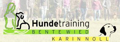 Logo Hundetraining Bente Wied und Karin Noll